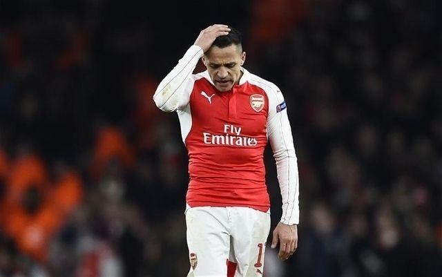 Alexis Sanchez nije uspio dokazati svoj