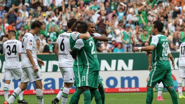 Borussia Monchengladbach - Werder Bremen