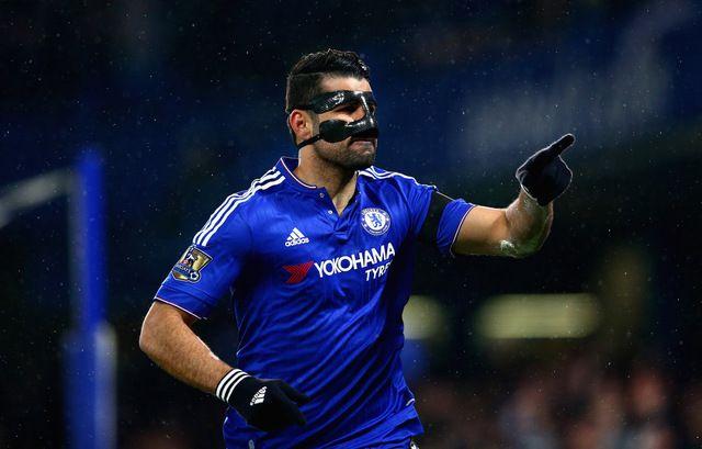 Diego Costa je luđak