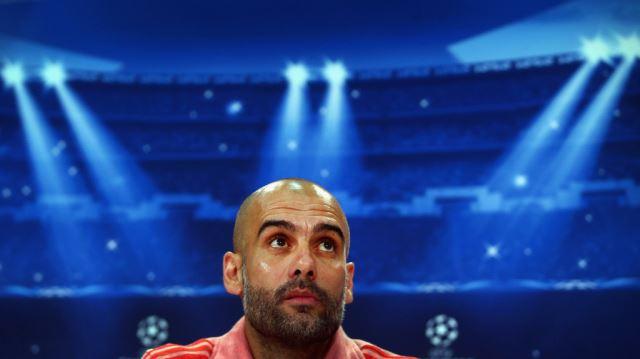 Guardiola se iznervirao
