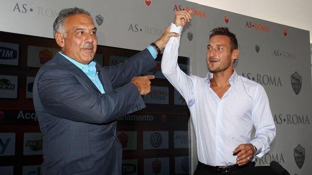 Imam ogromno poštovanje prema Tottiju