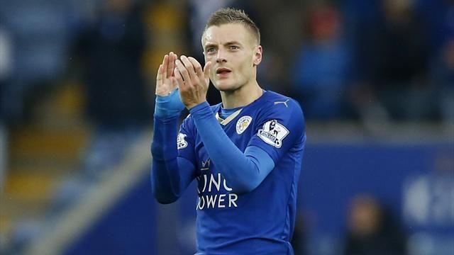 Jamie Vardy otkriva tajnu formulu Leicestera