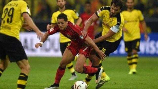 Leverkusen - Dortmund