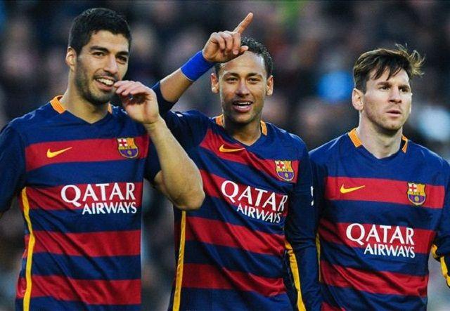 Barcelona ima najbolje napadače