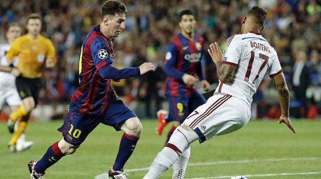 Messi i Ronaldo mogu nanjušiti ukoliko ih se bojite