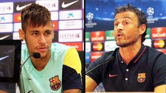 Neymar rekao ko mu je omiljeni trener