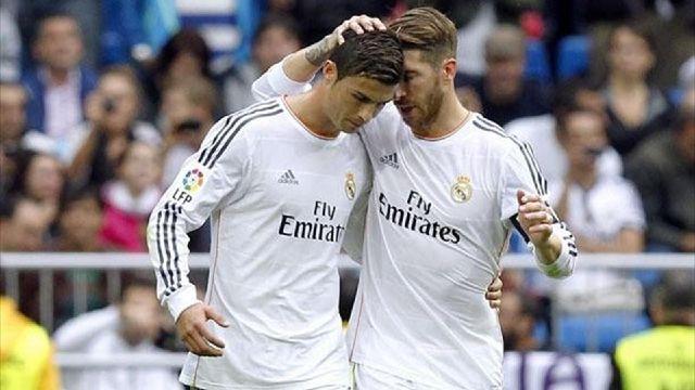 Ramos Ronaldo nije htio uvrijediti saigrače!