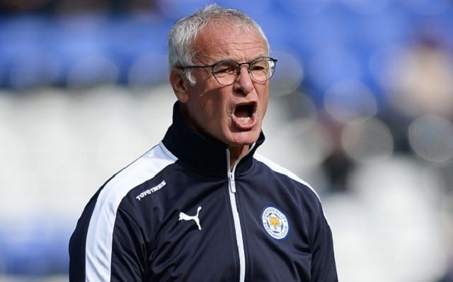 Football - Birmingham City v Leicester City - Pre Season Friendly - St Andrews - 1/8/15 Leicester manager Claudio Ranieri Mandatory Credit: Action Images / Alan Walter Livepic EDITORIAL USE ONLY.