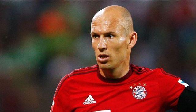 Robben neće poći sa Guardiolom