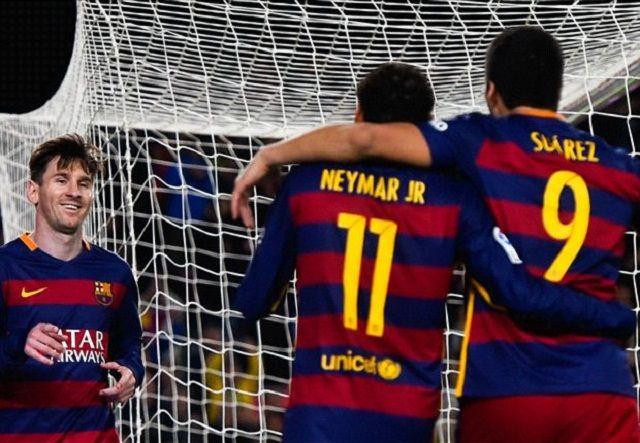 Stiglo je mnogo ponuda za Suareza i Messija