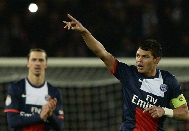 Thiago Silva se nada da će Ibrahimović ostati u PSG-u