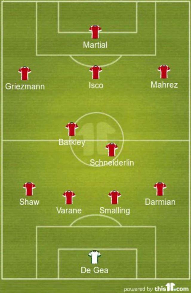 United pod vodstom Mourinha (2)