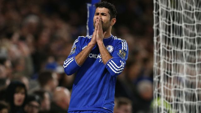 Diego Costa je slomio nos na jučerašnjem treningu