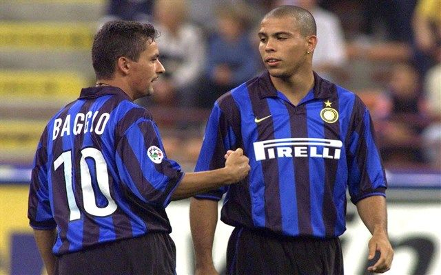 Ronaldo i Baggio