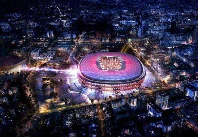 Barcelona predstavila prve slike novog Camp Nou-a