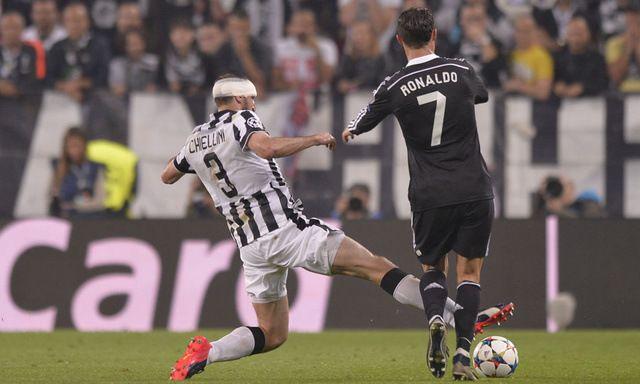 Chiellini otkrio razliku između čuvanja Ronalda i Messija