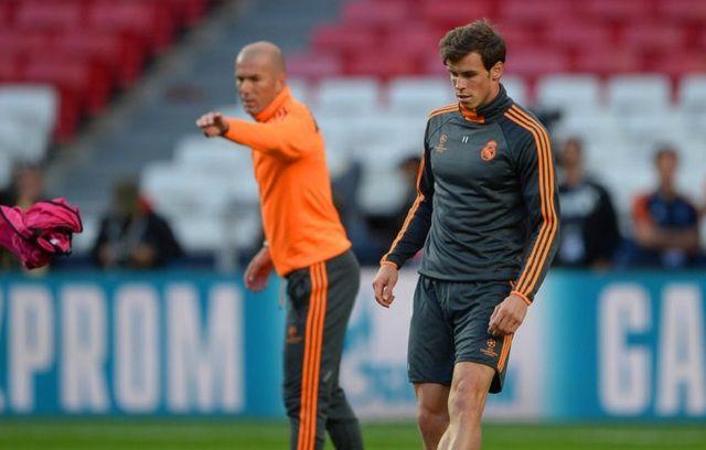 Gareth Bale spreman za utakmicu protiv Celte!