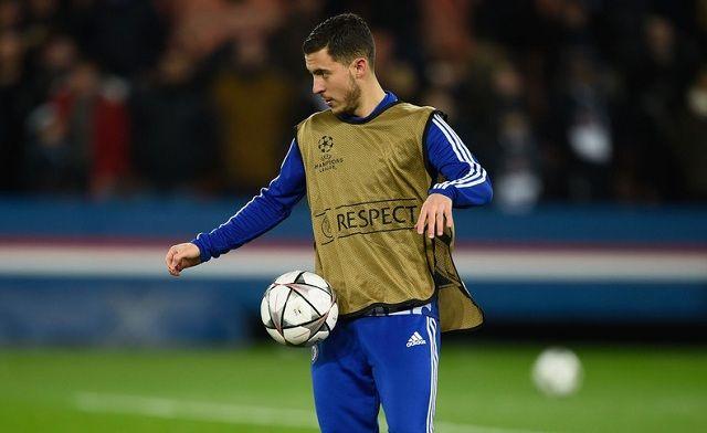 Hazardov otac Chelsea forsira Edena da igra i pored povrede!