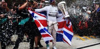 Lewis Hamilton prvak
