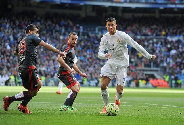 Maestralni Ronaldo postigao četiri gola protiv Celte!