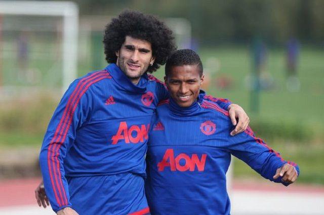 Manchester Unitedov trio
