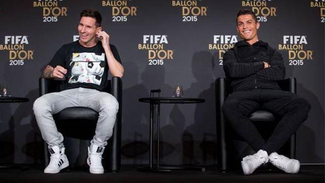 Messi i Ronaldo su sada prijatelji