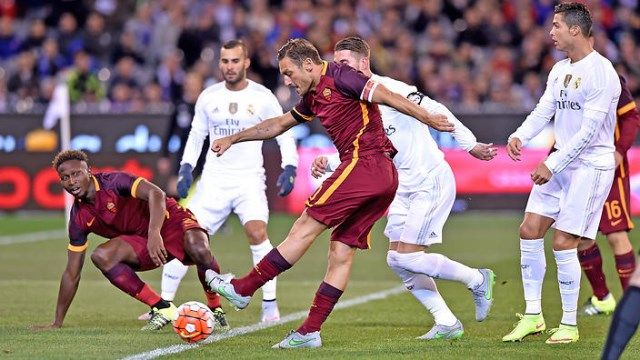 Real Madrid - Roma
