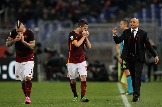 Roma je još uvijek u utrci za Scudetto