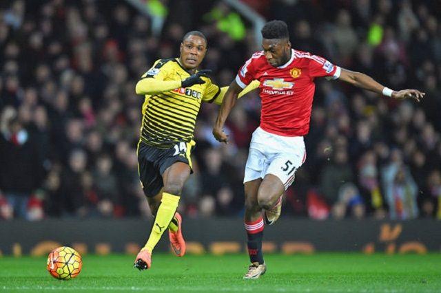 Timothy je spasio Manchester United protiv Watforda
