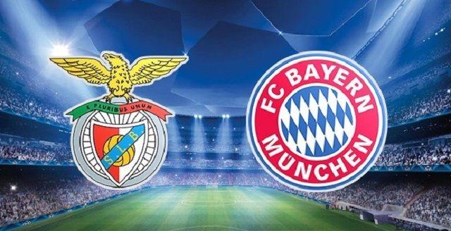 Benfica v Bayern Munich