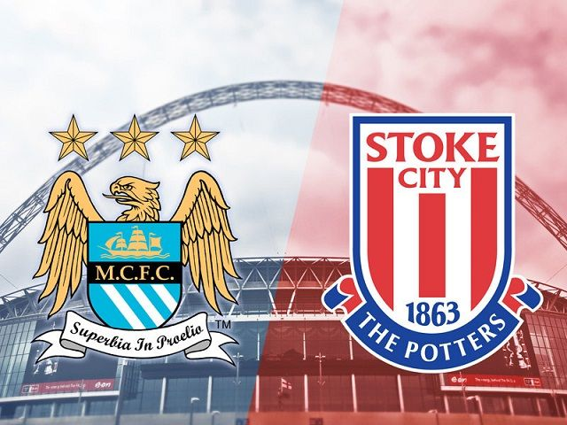 Manchester City v Stoke