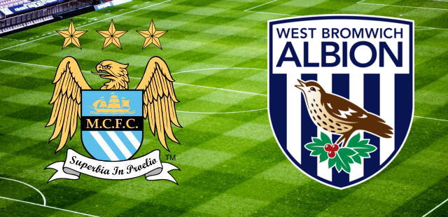 Manchester City v West Bromwich Albion