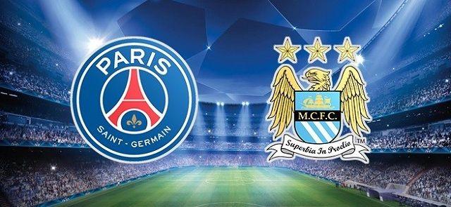 PSG v Manchester City