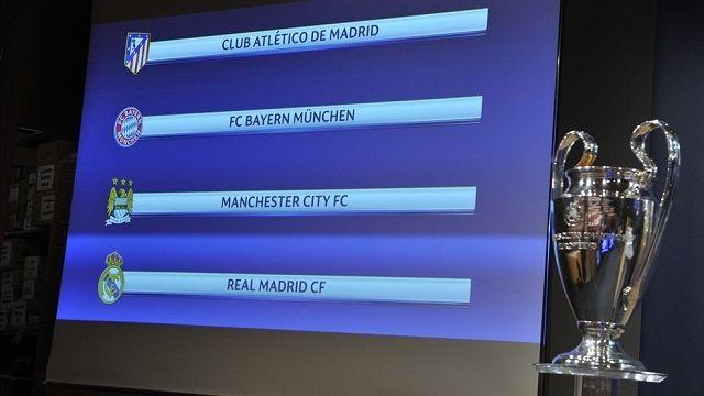 Polufinale Lige prvaka
