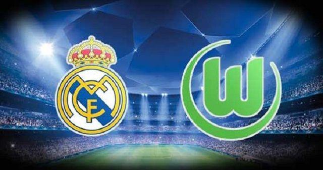 Real Madrid v Wolfsburg