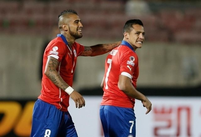 Vidal želi Alexisa Sancheza u Bayern Munchenu
