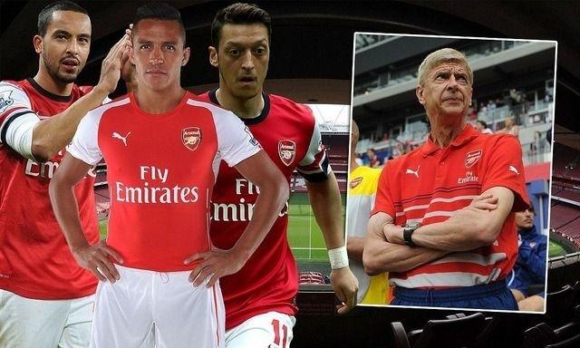 Walcott bi mogao napustiti Arsenal