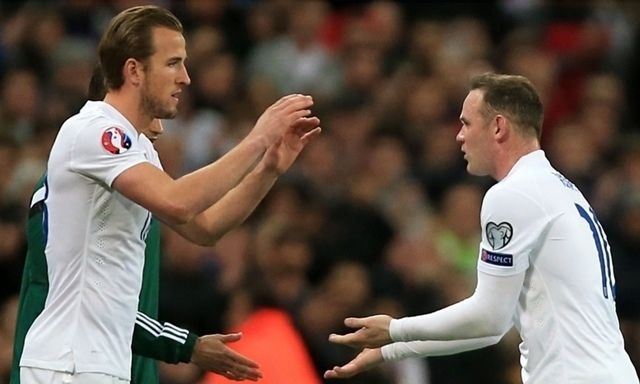 Wayne Rooney je bolji napadač od Harryja Kanea