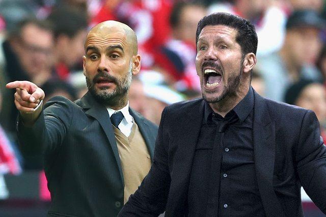 Bayern v Atletico Madrid