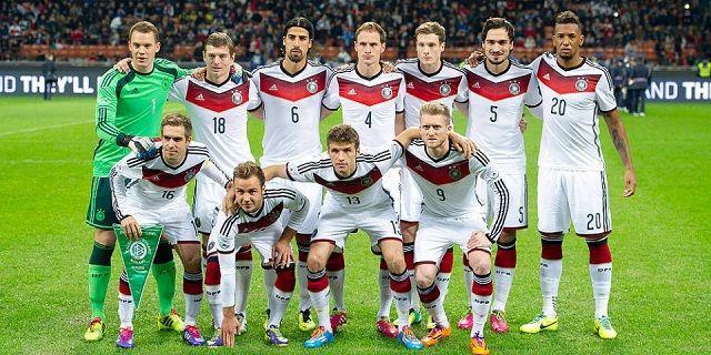 Njemački reprezentativac