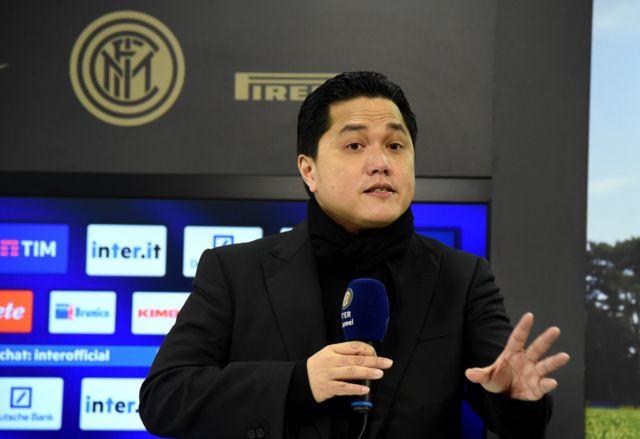 Predsjednik Intera otkrio koja tri igrača Thohir