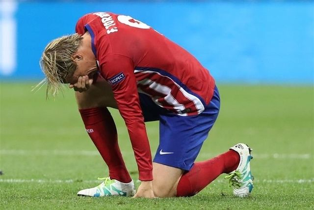 Reakcija Torresa nakon sinoćnjeg finala Lige prvaka