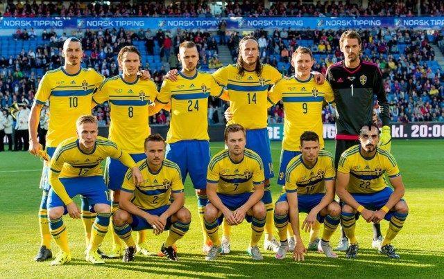 Švedska sastav