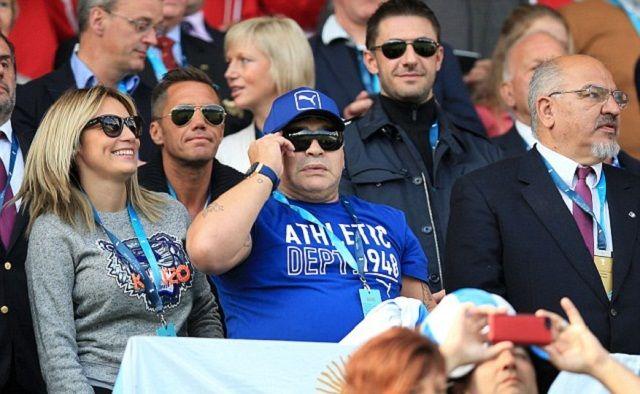 Što je Diego Maradona
