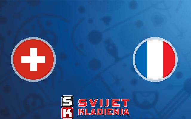 Švicarska v Francuska