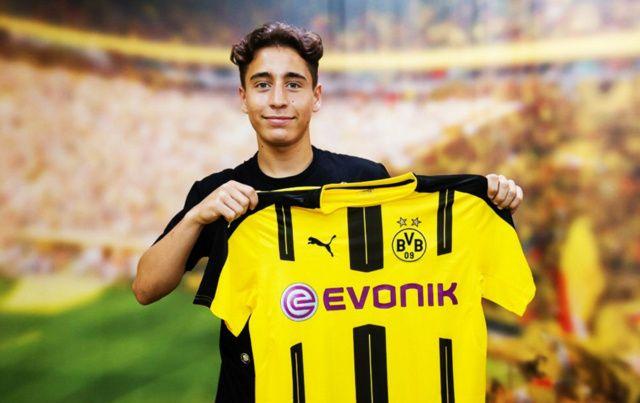 Borussia Dortmund dovela peto ovoljetno pojačanje Emre Mor