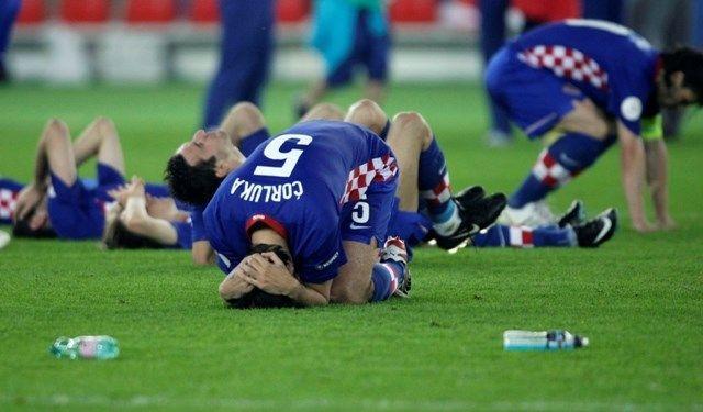 Hrvatska poražena