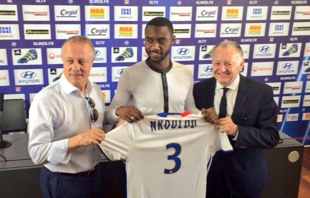 Lyon doveo drugo ovoljetno pojačanje Nkolou