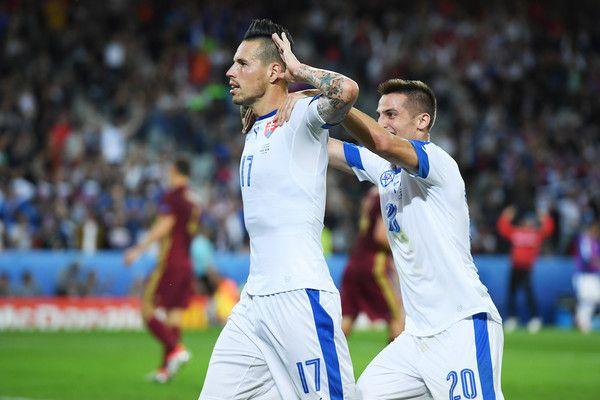 Utakmica protiv Rusije bi mogla biti prekretnica karijere za Mareka Hamšika?