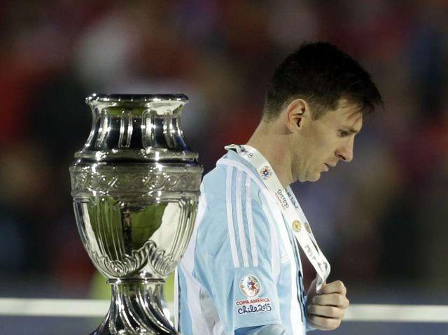 Nadam se da će Messi ponovo zaigrati za Argentinu